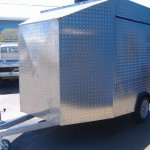 8x5 inclosed 2 Custom Caravans