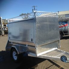 BVLD8117 Builders Trailers