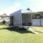 4003 Custom Caravans & Inclosed Trailers
