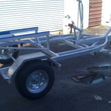 Boat Trailers with strong and durable structure