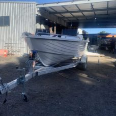 A Complete Unit For Your Boat Towing Needs